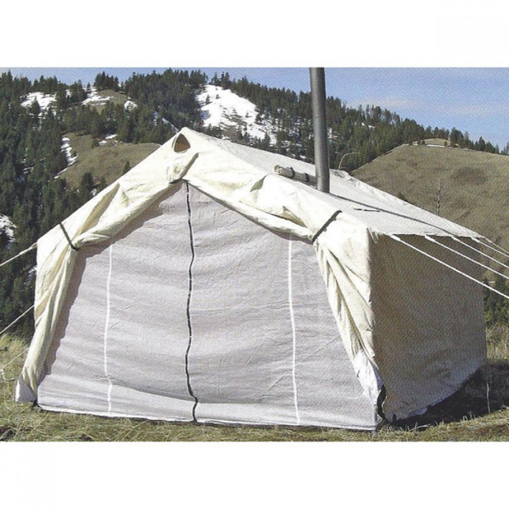Canvas Storage Tents : Magnum canvas wall tent
