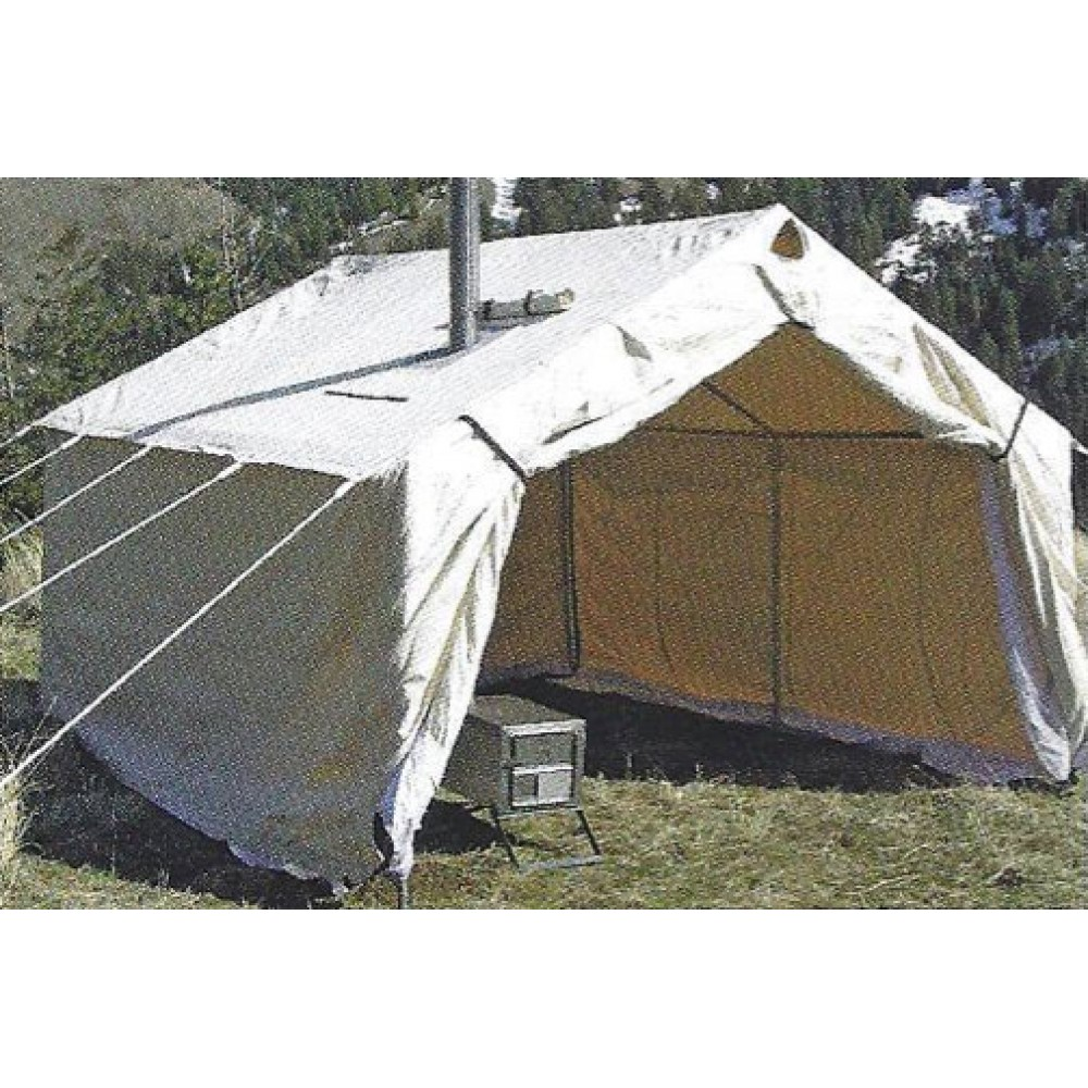 Magnum Canvas Wall Tent 12u0027 x 14u0027  sc 1 st  Food Storage Guys & Canvas Wall Tent 12u0027 x 14u0027