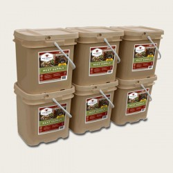 Wise All Meat Supply - 360 Servings