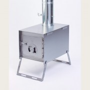 Kni-Co Mfg. Alaskan Jr. Camp Stove Standard Pkg.