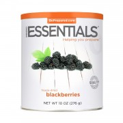 Blackberries, Freeze Dried Whole, #10 Can