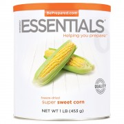 Super Sweet Corn, Freeze Dried - #10 Can