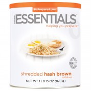 Hash brown Potatoes - 31 oz - #10 Can