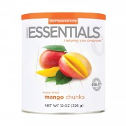 Mango Chunks, Freeze-Dried, #10 Can