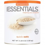 Quick Oats - 2 lb 6 oz - #10 Can