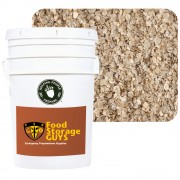 Quick Rolled Oats - 19 lb - in 6 gal Bucket