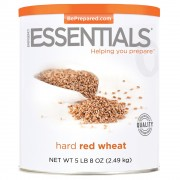 Hard Red Wheat, #10 Can