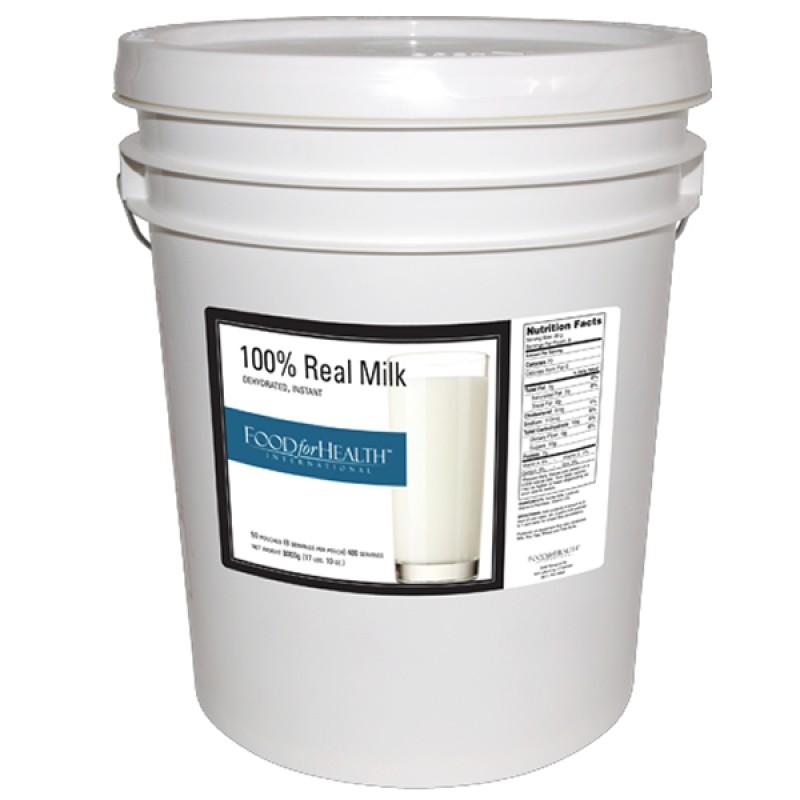 Powdered Milk 12 Lb Food For Health