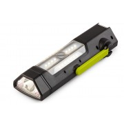 Torch 250 Lumen, Solar, Hand Crank, USB Output, Flashlight