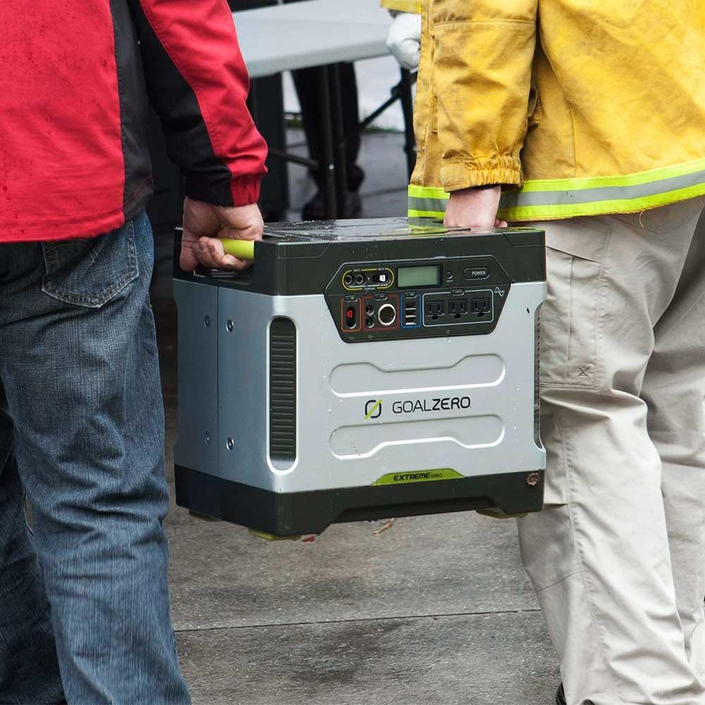 Goal Zero Yeti 1250 Solar Generator 1 200 W