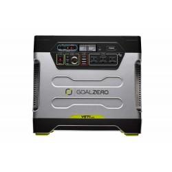 Goal Zero Yeti 1250 Solar Generator with 1,200 W Inverter