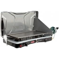 Coleman InstaStart Electric Ignite Triton Series 2 Burner Stove