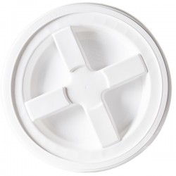 Gamma Seal® Lid - White