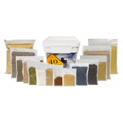 Organic Food Storage 16 day Supply