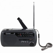Kaito® Voyager™ V1 Dynamo and Solar Radio