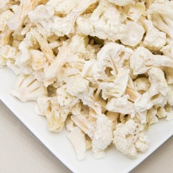 Cauliflower, Freeze Dried - 5 oz - #10 Can