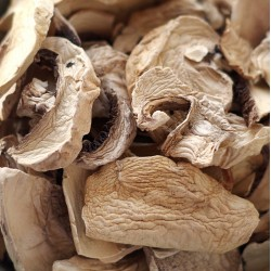 Mushroom Slices, Dried - 9 oz - #10 can
