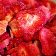 Freeze Dried Strawberries-Slices - 6 oz. #10 can