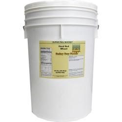 Hard Red Wheat - 36 lb - 5 gal Bucket
