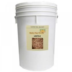 Lentils - 36 lb - 5 gal Bucket