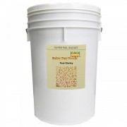 Pearled Barley - 36 lb - 5 gal bucket