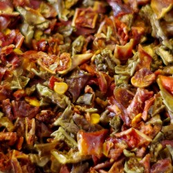Mixed Peppers (red and green) Dehydrated - 5 oz - #2.5 Can