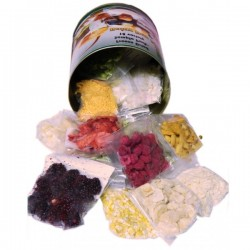 Rainy Day Foods - Freeze Dried Sample Pak