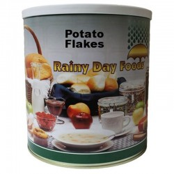Potato Flakes, Dehydrated