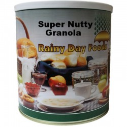 Super Nutty Granola - 48 oz - #10 can