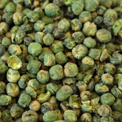 Sweet Garden Peas, Dried, 49 oz. #10 can