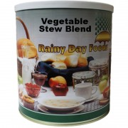 Vegetable Stew Blend, Dehydrated