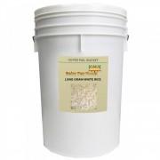 Long Grain White Rice - 36 lb. 5 gal Bucket