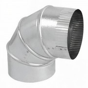 """5"""" Adjustable Stove Pipe Elbow"""