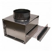 """6"""" Stack Robber - Heat Exchanger for more heat into your room"""