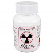 Potassium Iodate KI03 60 Tablets