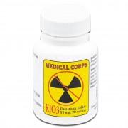 Potassium Iodate KI03 90 Tablets