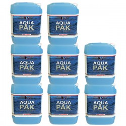 40 Gallon Stackable Water Container Kit - 8 Qty