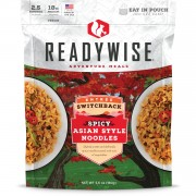 Wise Vegan Adventure Meal - Switchback Spicy Asian Style Noodles