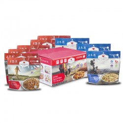 Freeze Dried Camping & Backpacking Food Favorites from Wise