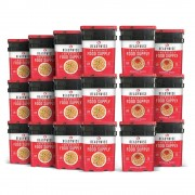 Wise Vegetarian 1 yr.Primary Food Supply 1,429 calories per dayPouches