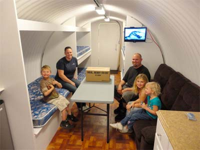 Survival Shelters Atlas Shelters Underground Steel