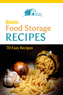 Survival recipes with basic food storage basic food storage recipe book forumfinder Image collections