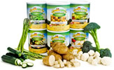 Cate Food Storage Vegetables